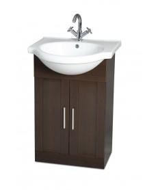 Cordoba Wenge 55cm Vanity Unit & Basin