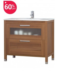 Torres 100cm Vanity Unit  & Totano Washbasin  - *60% OFF