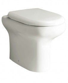 RAK Compact Back to Wall Toilet and Soft Close Seat