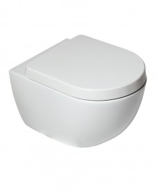 Darcy Wall Hung Toilet with Soft Close Seat
