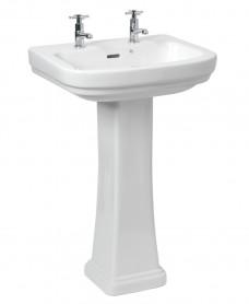 RAK Decor Basin 55cm & Pedestal (2TH)