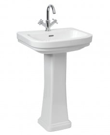 RAK Decor Basin 55cm & Pedestal (1TH)