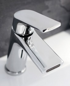 Derby Basin Mixer with  FREE Click Clack Waste