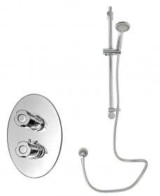 "Biotherm 3/4"" Shower Kit"