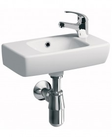 Twyford E100 Square Cloakroom basin