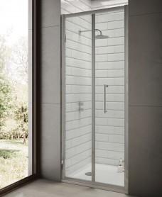 Rival Range 1000 Bifold Shower Door - Adjustment 940-1000mm