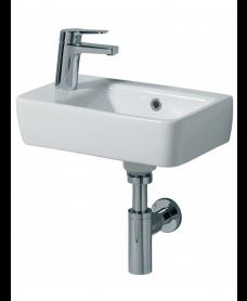 Twyford E200 400 Handrinse Basin - LH Tap