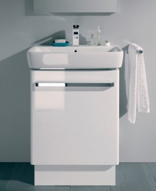 Twyford E200 600 White Vanity Unit Floor Standing- **A Further 10% Off with Code JAN10