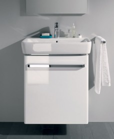 Twyford E200 600 White Vanity Unit Wall Hung