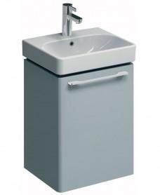 Twyford E500 450 Grey Vanity Unit Wall Hung