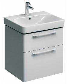 Twyford E500 600 White Vanity Unit Wall Hung