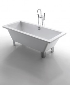 Ethan 1700 x 750 Free Standing Bath **A further 10% off with code BF10 at checkout