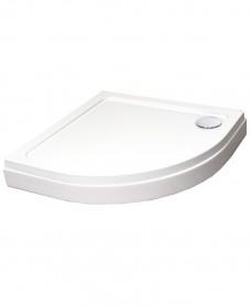 Easy Plumb Slimline 1000 x 1000 Quadrant Tray