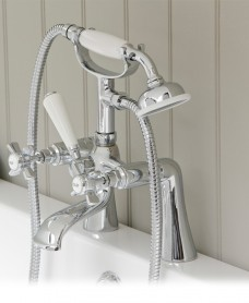 Edwardian Bath Shower Mixer - *FURTHER REDUCTIONS