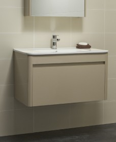 Elora 80cm Cappuccino Vanity Unit and Basin