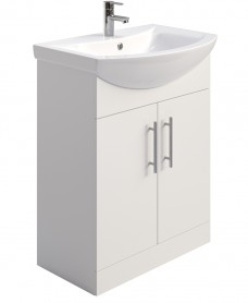 Blanco 65cm Vanity Unit & Basin