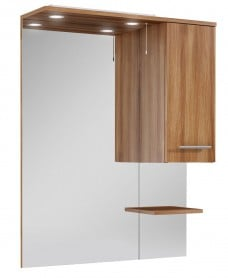Blanco Walnut 80 Mirror
