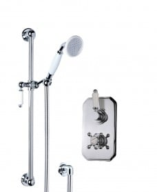 Stafford Thermostatic Shower Kit 2