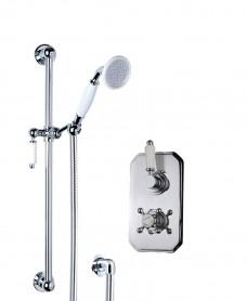 Stafford Thermostatic Shower Kit 2