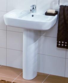 Farli Basin 55cm & Pedestal