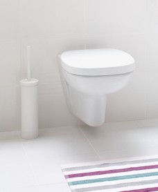 Farli Wall Hung Toilet & Soft Close Seat