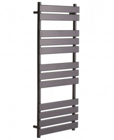 Mason 1200 x 500 Heated Towel Rail - Anthracite