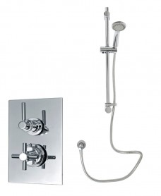 Neptune Thermostatic Shower Kit 1