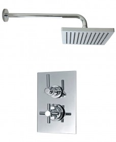 Neptune Thermostatic Shower Valve Kit E