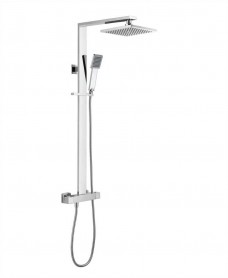 Gema Thermostatic Shower Kit