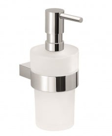 Kanzia Chrome Soap Dispenser