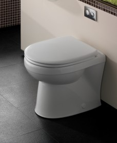 Twyford Galerie Back to Wall Toilet including Soft Close Seat *A Further 10% off with Code BF10