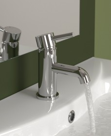 Harper Basin Mixer with FREE Click Clack Basin Waste - *FURTHER REDUCTIONS