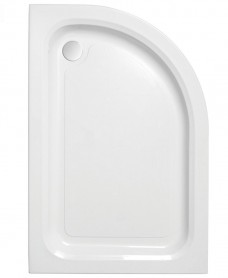JT Ultracast 1200 x 900 Offset Quadrant Shower Tray RH