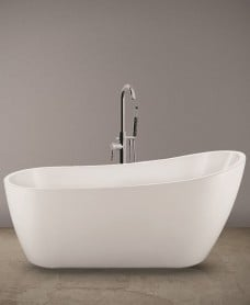 Isobel 1665 x 720 Free Standing Bath- **A Further 10% Off with Code JAN10