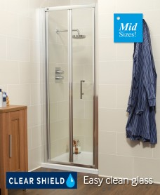 Kyra Range 950 Bifold Shower Door - Adjustment 900-960mm