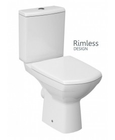 Nanuna RIMLESS Close Coupled, Horizontal Outlet & Soft Close Seat **FURTHER REDUCTIONS