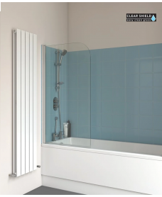 Kyra Radius Bath Screen