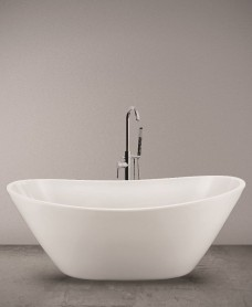 Maria 1700 x 785 Free Standing Bath *A Further 10% off with Code JAN10