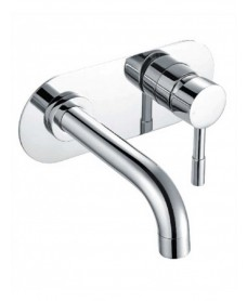 Selena Wall Mounted Basin Mixer With Easy Box