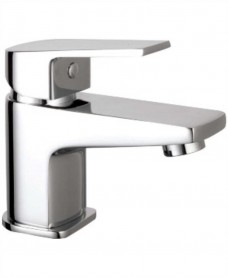 Netia Cloakroom Basin Mono Mixer with FREE Click Clack Basin Waste