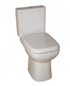Horizon Close Coupled Toilet and Soft Close Seat
