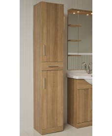Cordoba Oak 350mm Tall Storage Unit