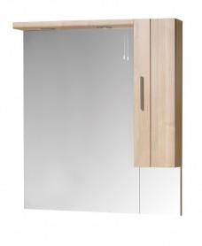 Cordoba Oak 70cm Mirror