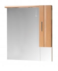 Cordoba Walnut 70cm Mirror