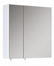 Soho Plus 60 cm Gloss White 2 Doors Mirror Cabinet