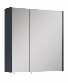 Soho Plus 60 cm Grey 2 Doors Mirror Cabinet