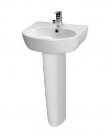 Prato Basin 50cm  & Pedestal (1TH)