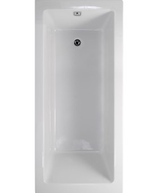 Duo 1600x700 Single Ended Bath - Extra Deep