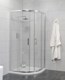 Cello 900 Quadrant Shower Enclosure -  Adjustment 865-890mm