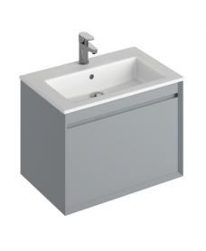 Regine Pearl Grey 65cm Vanity Unit